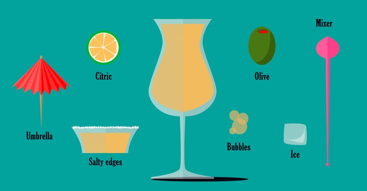 how to make basic cocktails