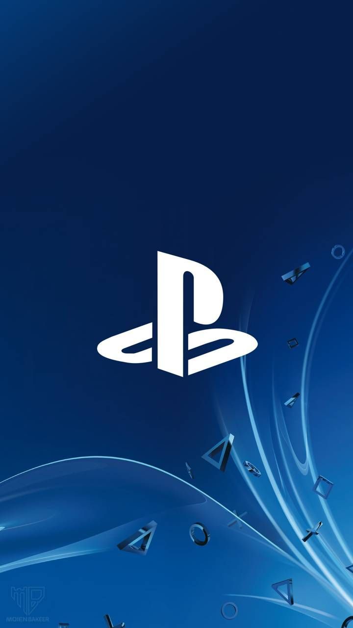 Playstation Logo Playstation Logo Playstation Game Wallpaper Iphone