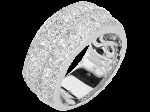 Greg Ruth Diamond Cocktail Ring