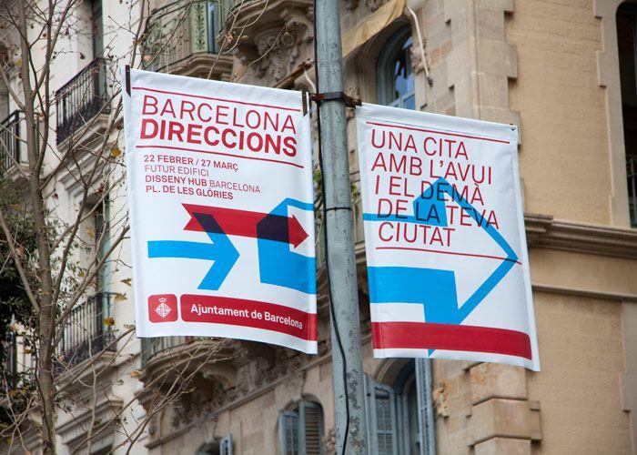 Exposició Barcelona Direccions, Barcelona