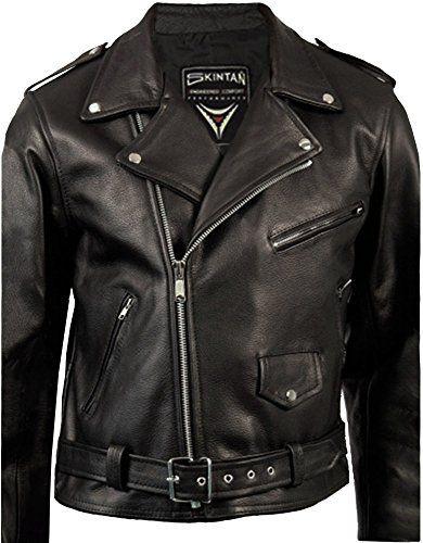 brando ladies biker jacket