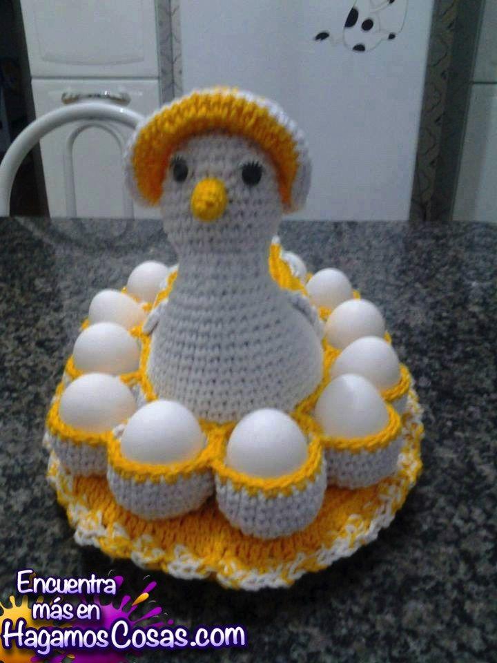 Buenas amigos, hace un tiempo compartimos esta gallina en Facebook y a todos les…