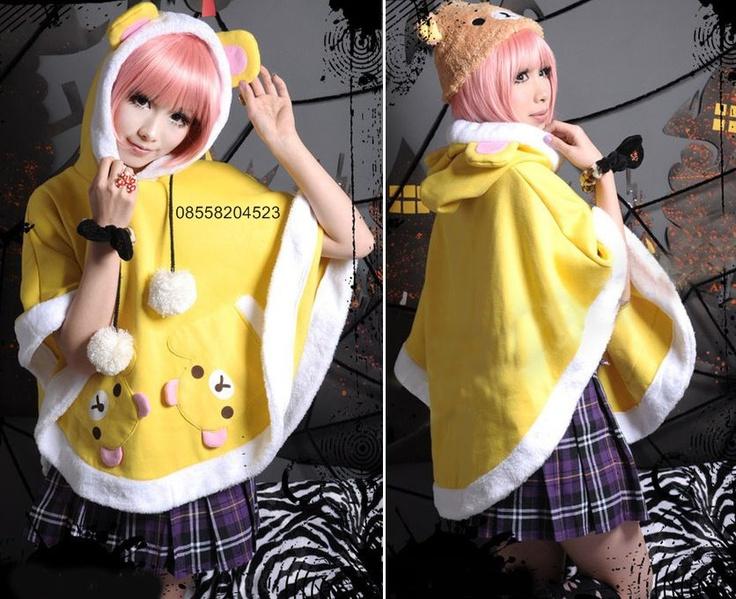 Rilakkuma Poncho (Rp140.000)   outfitorganizer.com 08558204523