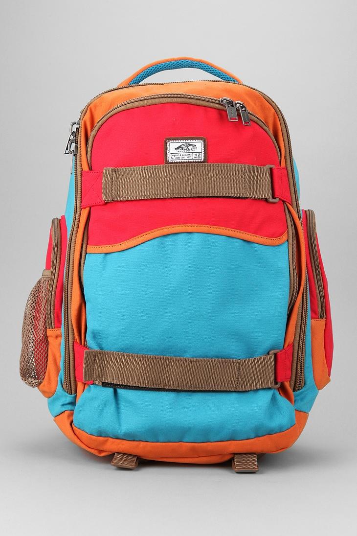 Vans Transient Skate Backpack   Skate backpack, Bags, Bag accessories
