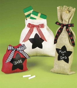 Burlap Gift Bags : Utility Fabric Projects :  Shop | Joann.com