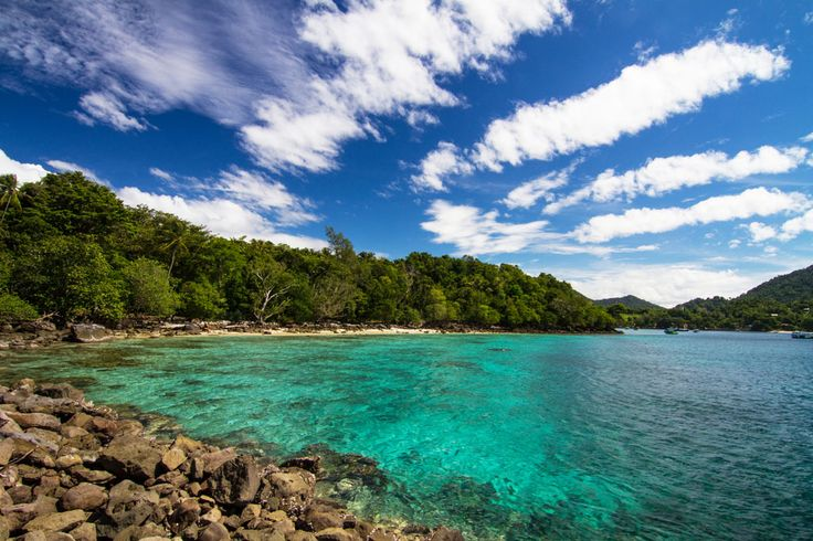 Rubiah Island, Weh Island, Aceh, Indonesia #BlackTrail