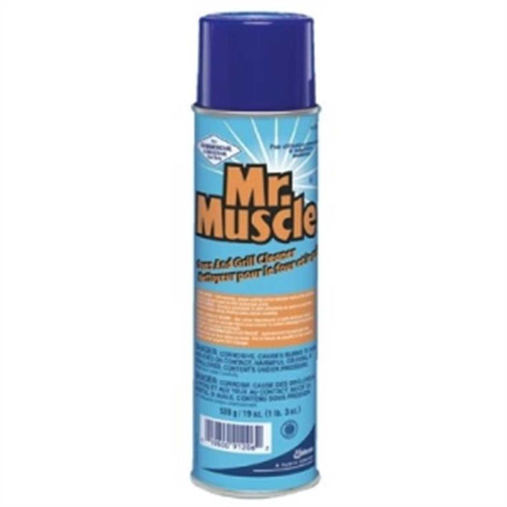 MR. MUSCLE OVEN CLEANER- AEROSOL 19 OZ - $37.62