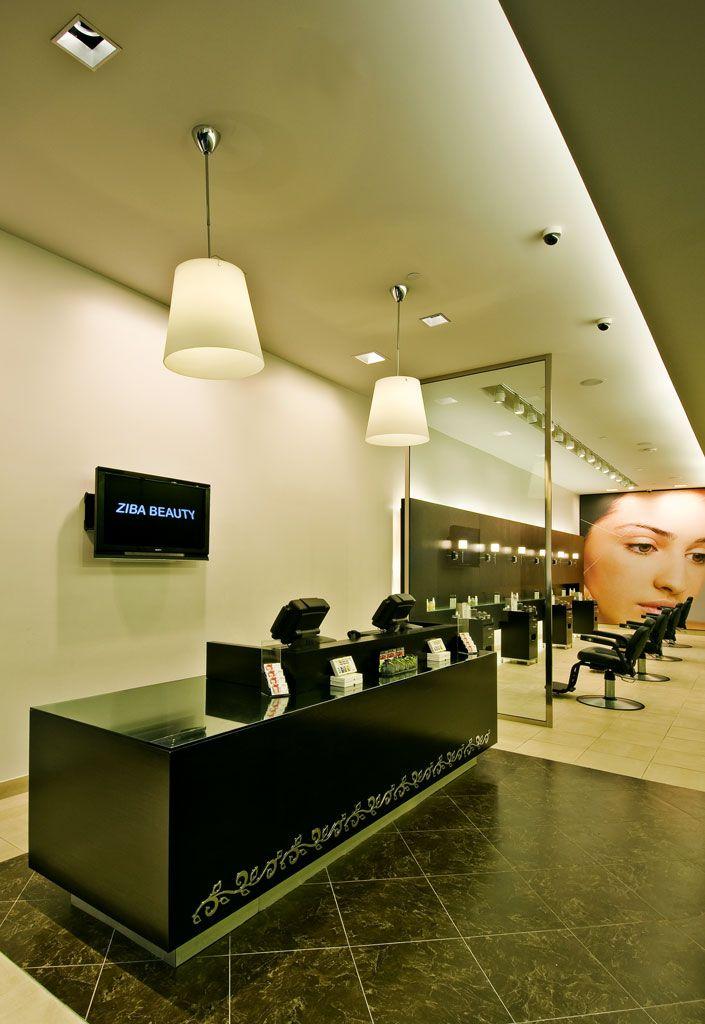 Proper lighting illumination levels are critical at this hair salon  sc 1 st  Pinterest & 42 best Commercial Lighting images on Pinterest | Commercial ... azcodes.com