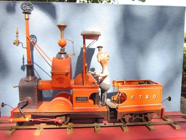 Garden Railway Forum :: time for another loco - Rowland Emmett 0-2-0 Hero