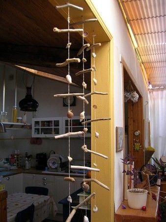 Les 18 meilleures images propos de bois flott sur for Rampe escalier bois flotte