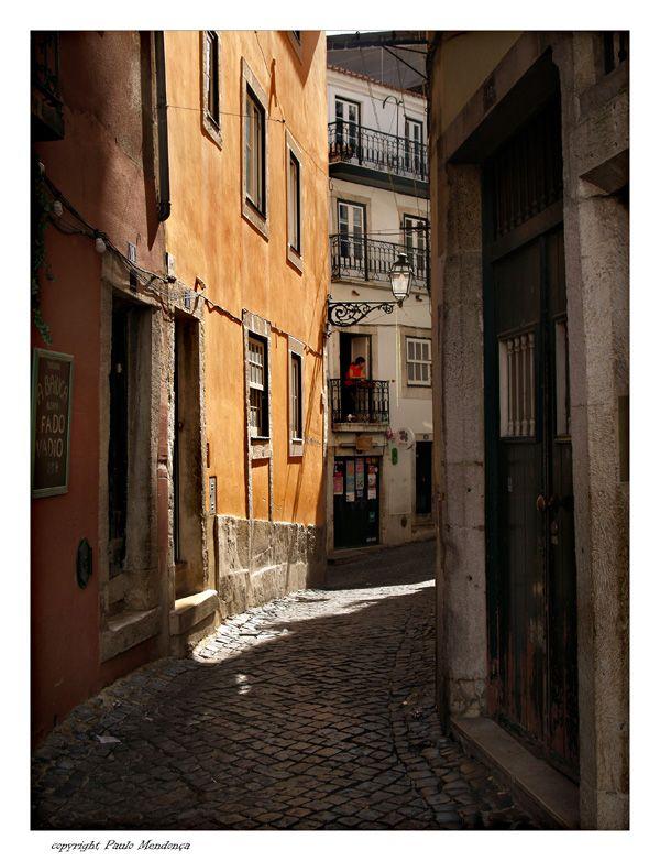 Living in Alfama - Lisboa