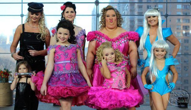 Francia intenta prohibir concursos infantiles de belleza
