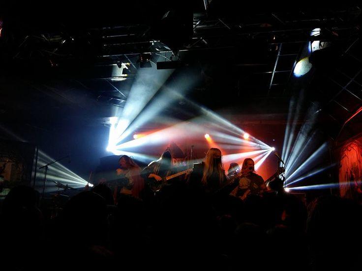Twilight Force ⚫ Photo by Esther Salari ⚫ Borlänge 2016 ⚫ #TwilightForce #music #metal #concert #gig #musician #Chrileon #Lynd #DeAzsh #Born #Blackwald #Aerendir #singer #vocalist #frontman #guitarist #guitar #microphone #ninja #mask #armour #armor #microphone #bracers #tattoo #beard #hood #hymn #elf #tabard #playing #coat #earrings #leather #blond #longhair #show #photo #fantasy #magic #cosplay #larp #man #onstage #live #celebrity #band #artist #performing #Sweden #Swedish #Liljan #Borlänge