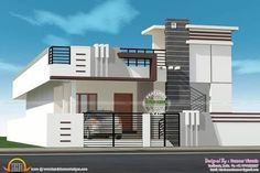 Image result for small house with car parking construction elevation