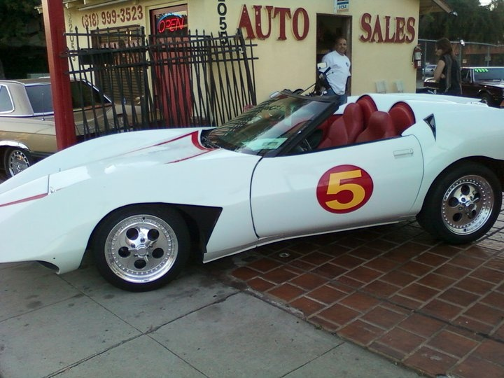 The Mach 5 At Woodland Hills Quality Motors Located At