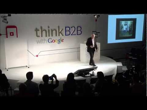 Wharton School of Business Lauder Professor Dr. Yoram (Jerry) Wind delivered a presentation at Google that provided insights for B2B marketers to learn from B2C Marketers.