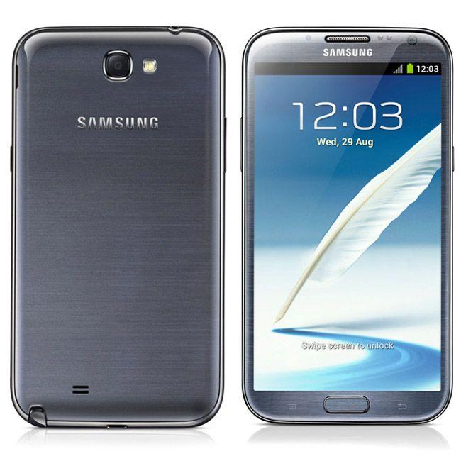 Samsung Galaxy Note II N7100 Grey - EAN: 8806085301979 - MPN: GT-N7100TADBTU