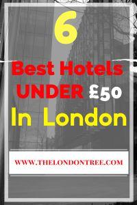 #Top6 #Hotels #Under£50 In #London, #budget friendly, #NewMarketHouse, #KensingtonSuiteHotel, #HollyHouseHotel, #PrinceRegentHotel, #ExcelLondon, #PacificHotel, #BelgraveHouseHotel