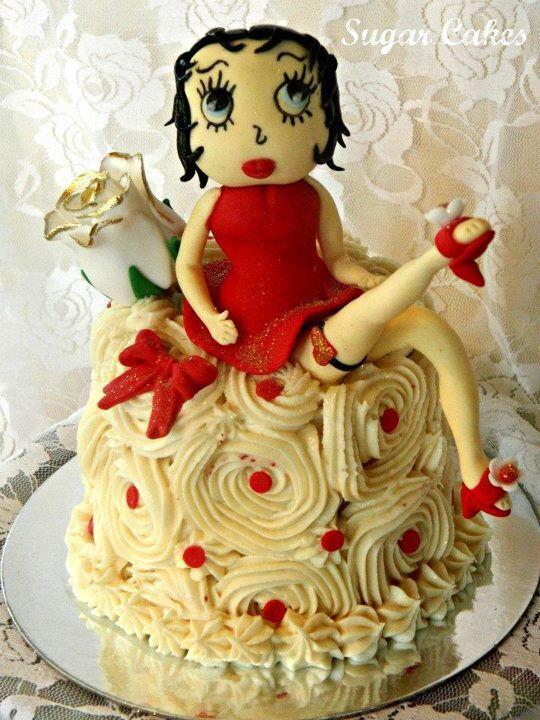 Handmade Betty Boop