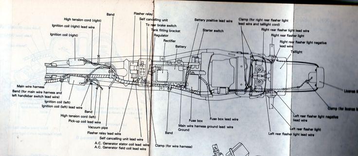 1979 yamaha xs400 wiring diagram 18 best motorcycle    wiring       diagrams    images on pinterest  18 best motorcycle    wiring       diagrams    images on pinterest