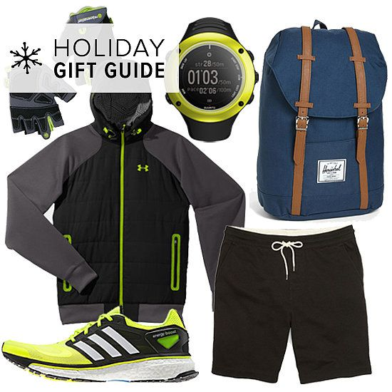 Gift Guide: Stylish Basics and Gadgets For the Active Man