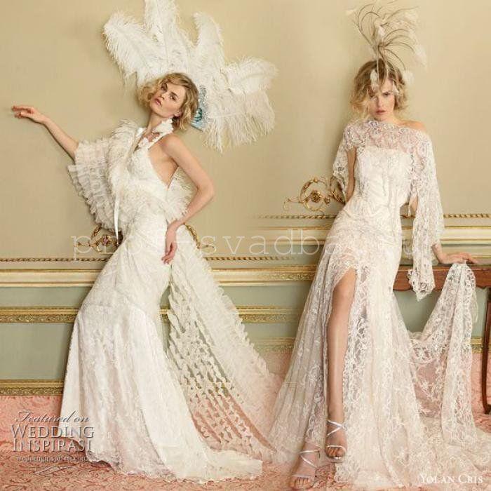 Свадебный стиль винтаж.