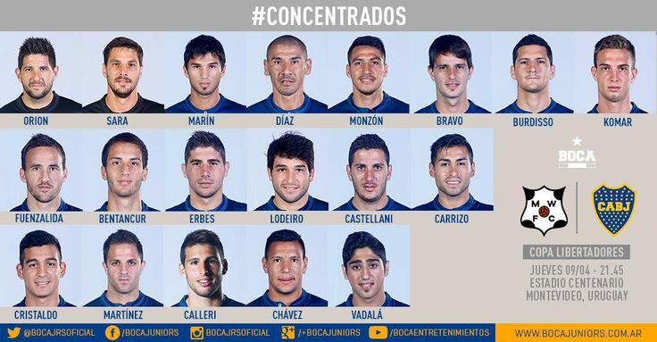 #Wanderers convocados - Busca do Twitter