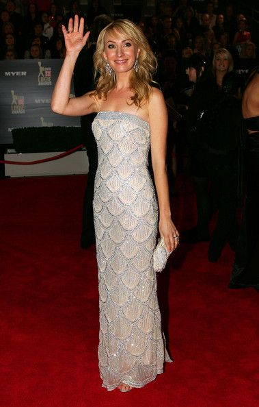 Lisa Mccune in 52nd TV Week Logie Awards - Arrivals 2010