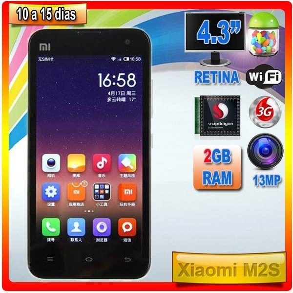 Xiaomi M12S  Potencia y rendimiento de la mano de este terminal chino