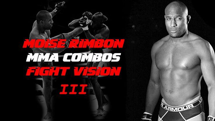 Moise Swamp Rimbon Demonstrations 3 | MMA Techniques | Fight Vision