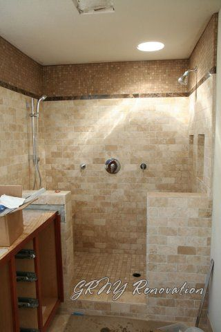 Easy Access Shower For Elder Or Disabled Person With Elderly Bathroom  Design.
