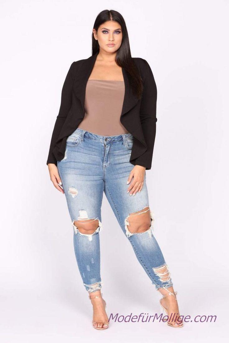 Mode Für Mollige Herbst & Winter Outfits Für Frauen | Mode