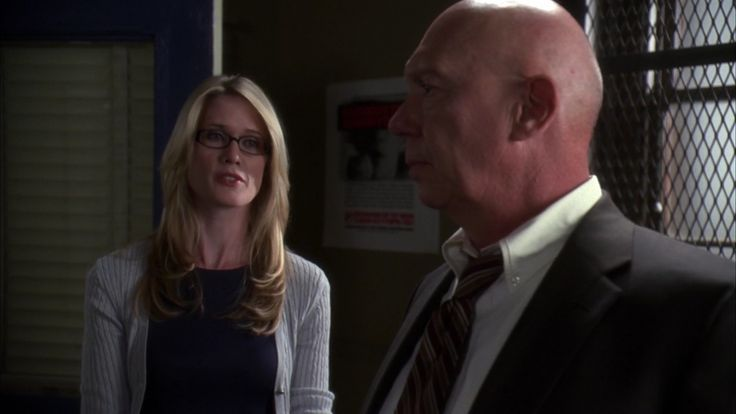A.D.A Alexandra Cabot & Captain Donald Cragen season ten
