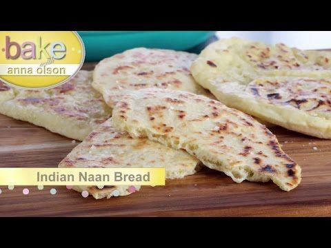 Flat Bread Recipes   Bake with Anna Olson - YouTube