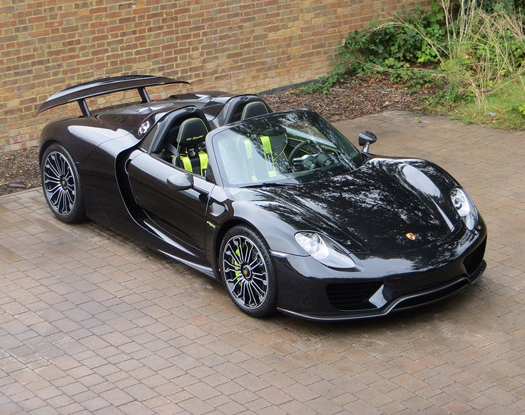2015/15 Porsche 918 Spyder for sale at Romans International