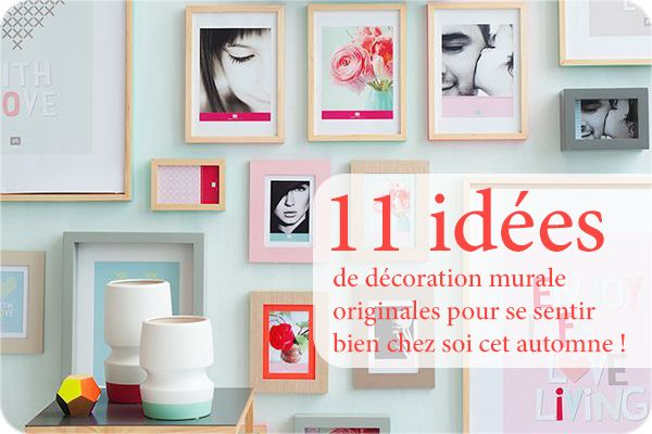 17 meilleures images propos de photo decoration ideas - Decoration murale a faire soi meme ...