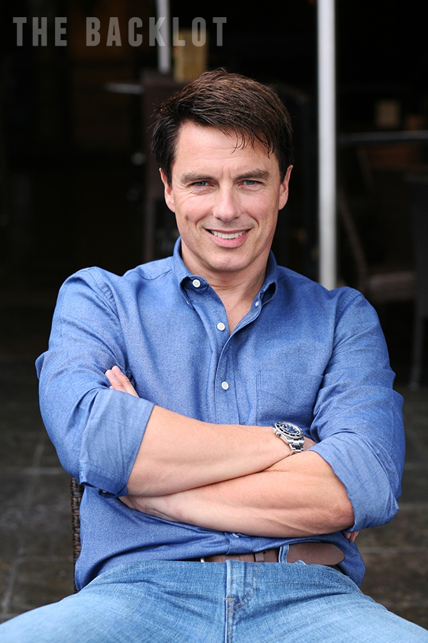 John Barrowman....what a beautiful man...and no woman can have him ):
