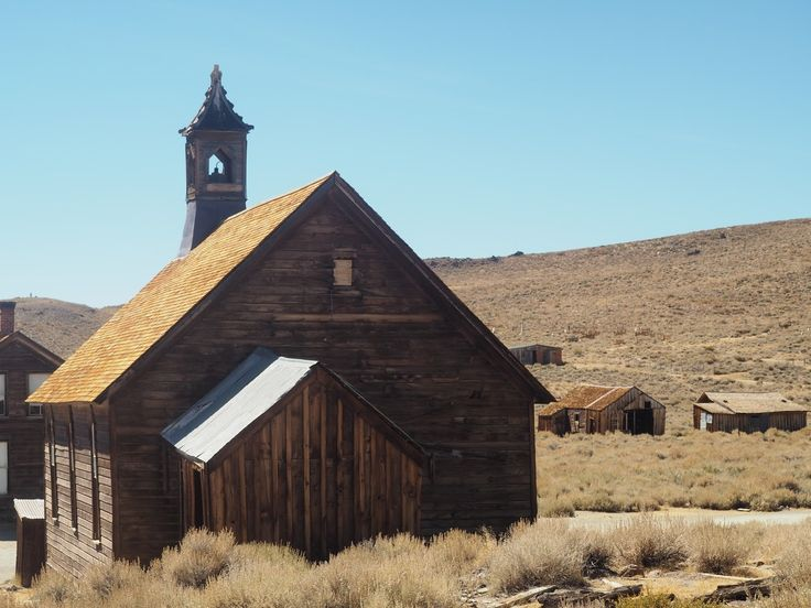 Road Trip Part 8 - a trip to the ghost town of Bodie, California!