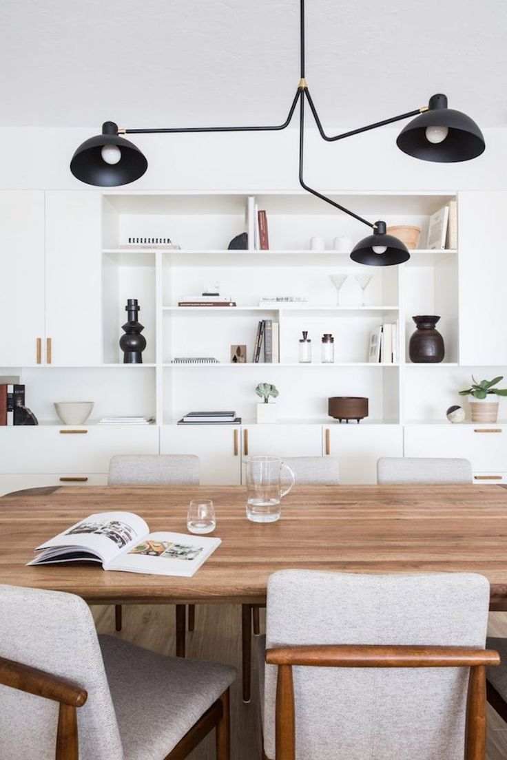 My Scandinavian Home Make Over Miami Penthouse Before After Contemporary Home Decor Dining Room Industrial Creative Home Decor