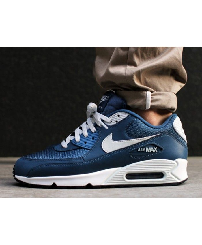 90S Air Max Deepblue