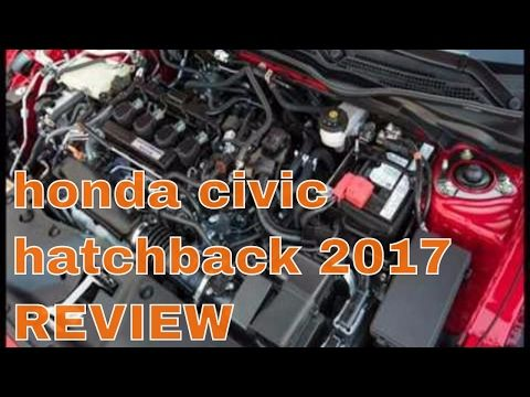 honda civic hatchback 2017 | First Drives News and Information
