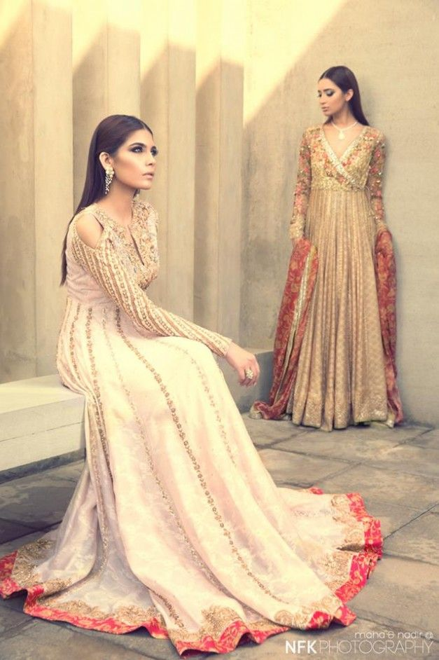Sania Maskatiya Bridals - 'An Ode to Elegance' - Asian Wedding Ideas