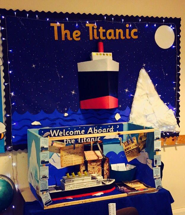 Titanic display -KS1