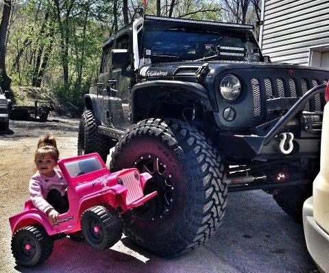 Oh my word, this will be my child if we ever have a little girl. Too funny!