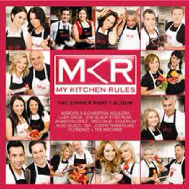 My Kitchen Rules 2012 There are soooo many dishes I want to cook now!