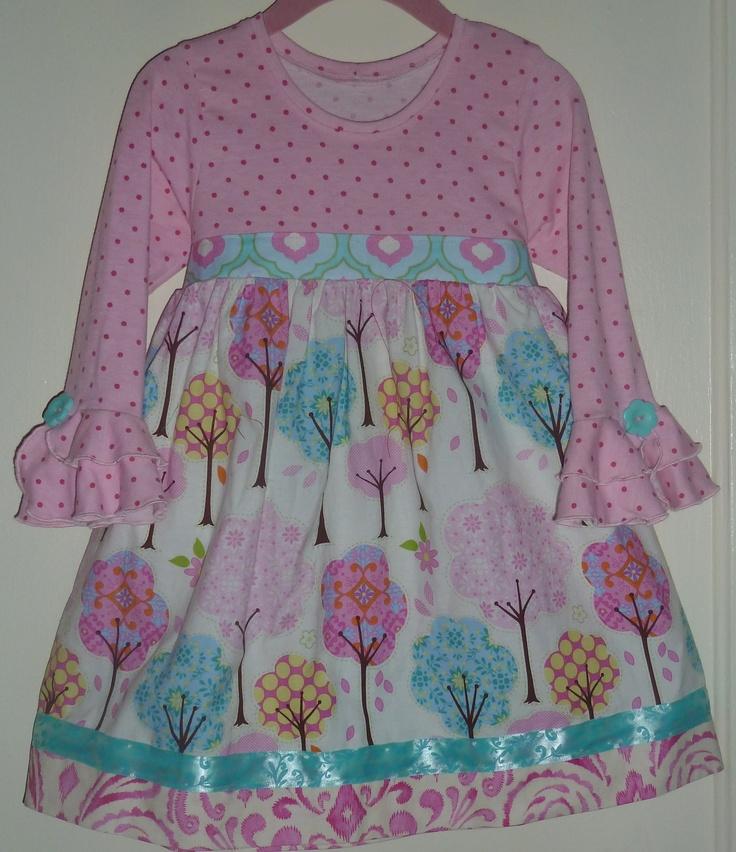 Pretty in Pink! Fabric by Dena Designs