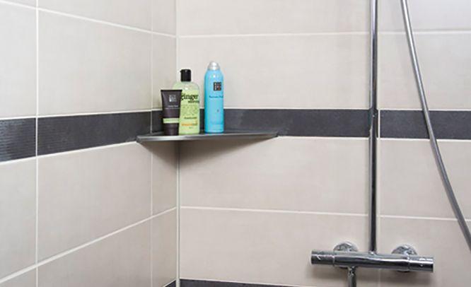 die besten 25 ablage dusche ideen auf pinterest badezimmerwaschtische duschen f r ltere. Black Bedroom Furniture Sets. Home Design Ideas