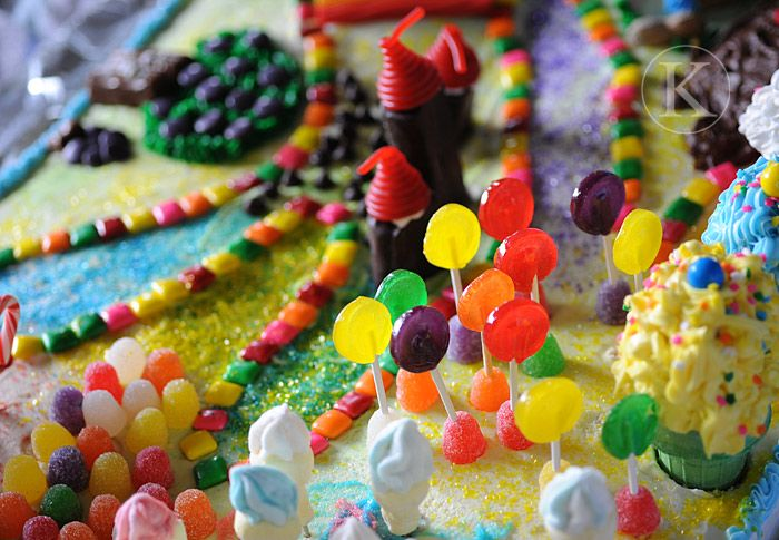Candy Land Themed Party!