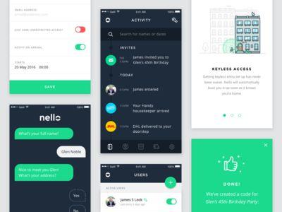 Nello Mobile App