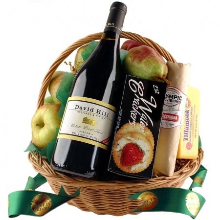 Vineyard Gift Basket | Gift ideas | Pinterest | Vineyard ...